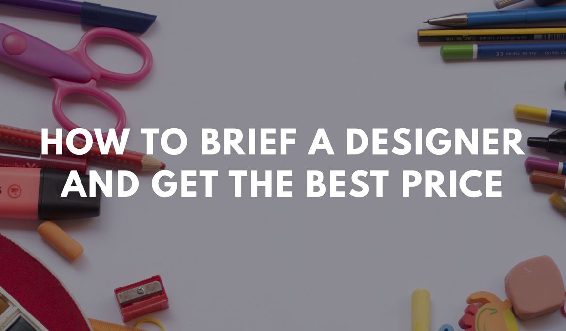 How to Brief a Designer and Get the best price fee Edward Aryana